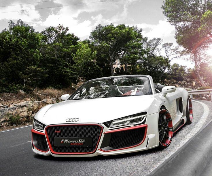25 best ideas about Audi R8 on Pinterest  R8 car Audi vehicles