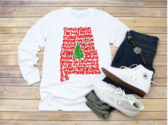 Christmas In Dixie Shirt.Christmas In Dixie Tshirt B L O G Blissfully Brittney T