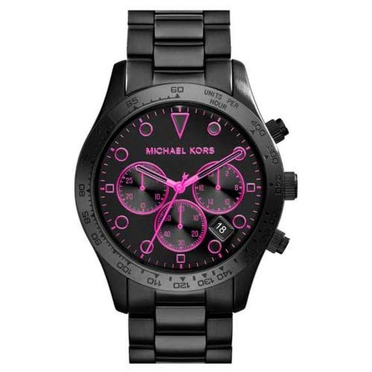 Layton Black Stainless Steel Ladies Watch