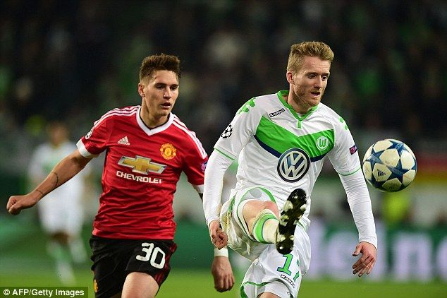 Manchester United defender Guillermo Varela set for a Bundesliga loan move [Mail]