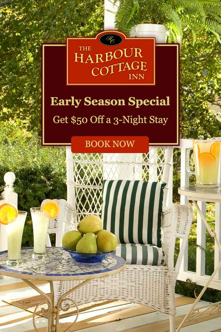 Enjoy Beautiful Southwest Harbor Without The Summer Crowds And Save Book 3 Nights At Harbour Cot Southwest Harbor Bed And Breakfast Southwest Harbor Maine