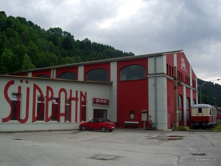 Südbahnmuseum in Mürzzuschlag, Österreich