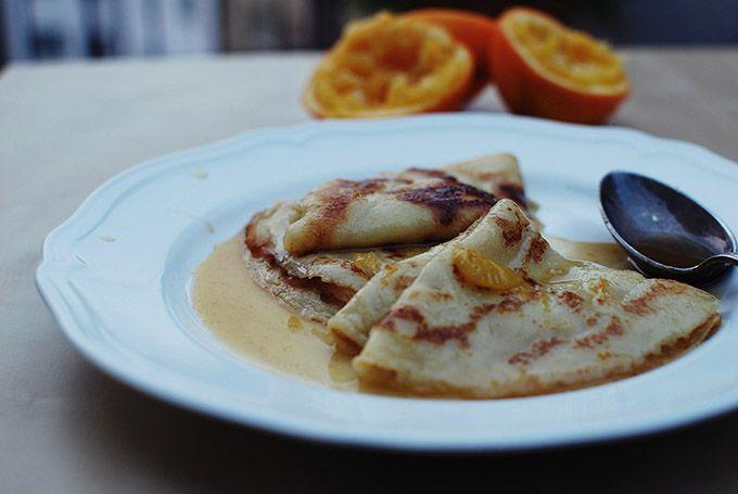 FoodLover: Crêpes Suzette
