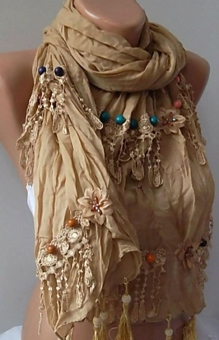 27 best images about bohemian scarves on
