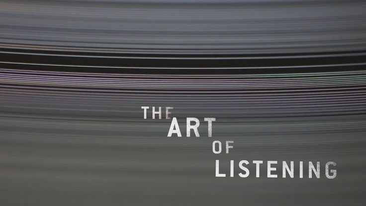 "The Art of Listening | ""A film about the journey music takes to reach a listener's ear, from the intent of an instrument maker and composer, to the producers and engineers who capture and preserve an artist's voice. This journey is narrated by intimate conversations with artists, engineers and producers about the philosophy of their work and the intent behind each musical note they create."""