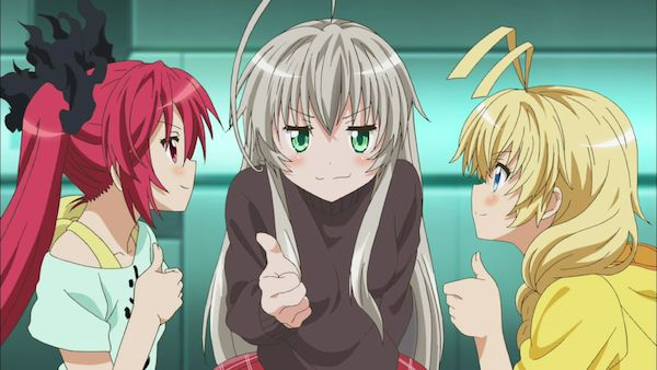 Nyarko-san: Another Crawling Chaos W Episode #12 Anime Review