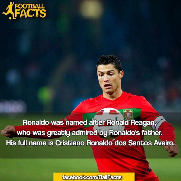 #FootballFacts #Soccer #CR7