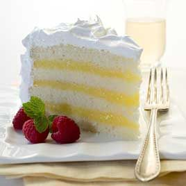 Lemon Layer Cake from America's Test Kitchen.  Made it once and it was awesome.