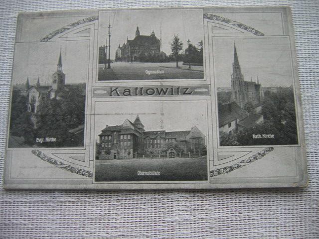 Kattowitz - Katowice (5036222526) - Allegro.pl - Więcej niż aukcje.