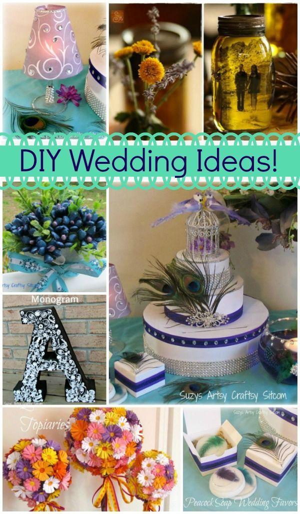 Diy Wedding Crafts Share Today S Craft And Diy Ideas Pinterest