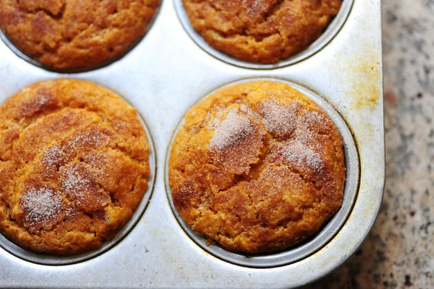 Check out Moist Pumpkin Spice Muffins (With Cream Cheese ...