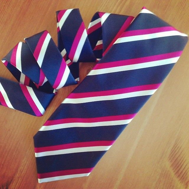 Our Walwyn seven fold tie. Get yours at Pheobesdee.com #fashion #style #suitandtie #menswear #mensstyle