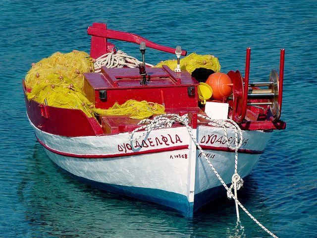 Manganari, Ios island, Cyclades, Greece