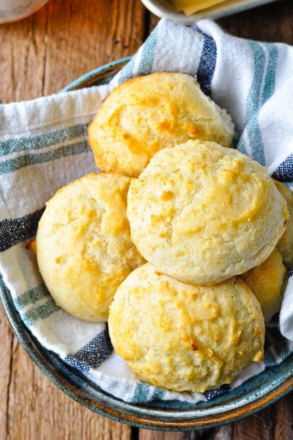 Drop Biscuits Recipe In 2020 Drop Biscuits Drop Biscuits Recipe Buttermilk Drop Biscuits