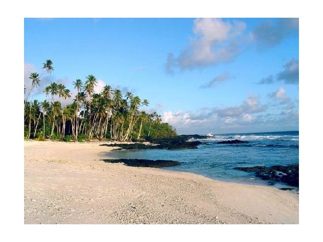 """Return to Paradise"" Beach, Samoa"