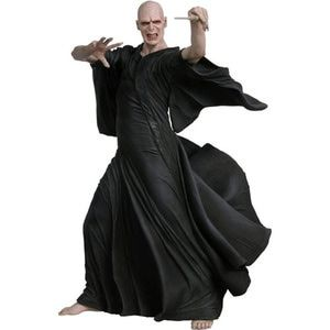 How-To Make Harry Potter Costumes: How to Make a Voldemort Costume