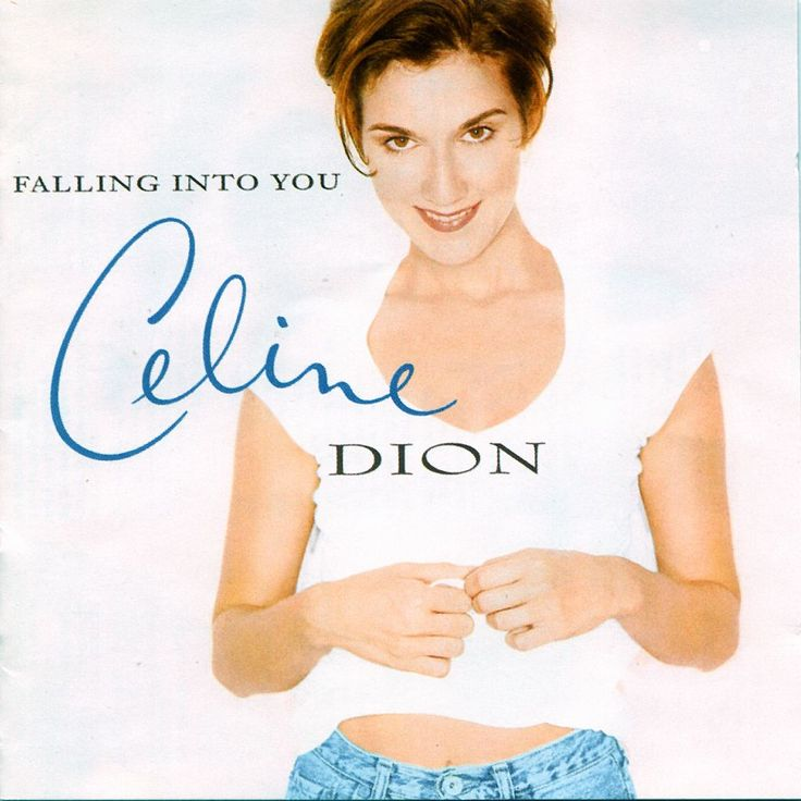 Short Father Daughter Dance Songs: Celine Dion - Falling Into You - CD