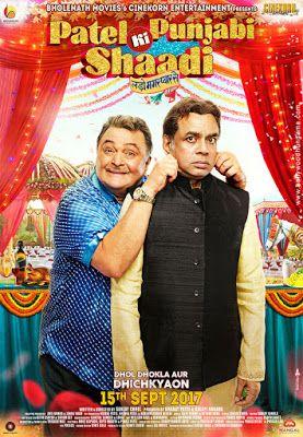 Patel Ki Punjabi Shaadi 2017 Hindi Pre-DVDRip 1.4Gb x264