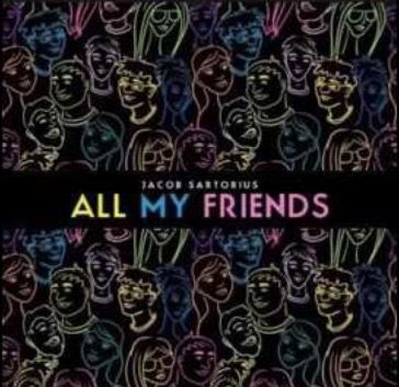 Go download my new single All my friends on the iTunes Store thanks guys❤️
