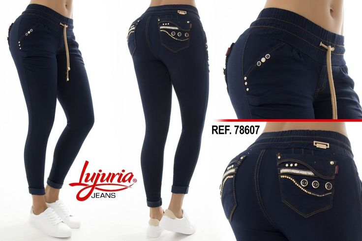 Pantalón colombiano +Modelos en: http://www.ropadesdecolombia.com/index.php?route=product/category&path=112    #pantalones #jeans #pantalonescolombianos #pantalón #novedades #pushup #levantacola #moda