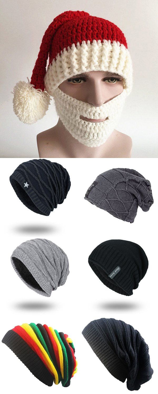 Up to 80% off and extra $15 off, Rosewholesale Knitted Beanie hat for men | Rosewholesale,rosewholesale.com,rosewholesale clothes,rosewholesale.com clothing,rosewholesale plus size,rosewholesale for men,hat,knitted hat,Beanie, christmas gift,christmas idea,christmas crafts | #rosewholesale #craft #hat #christmas