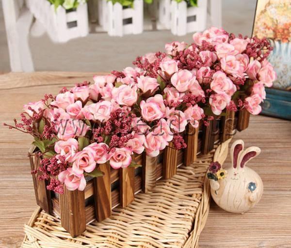 17 mejores ideas sobre flores artificiales en pinterest - Decoracion con flores artificiales ...