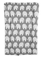 ASDA £13 - My Babiie Grey Elephants Baby Changing Mat