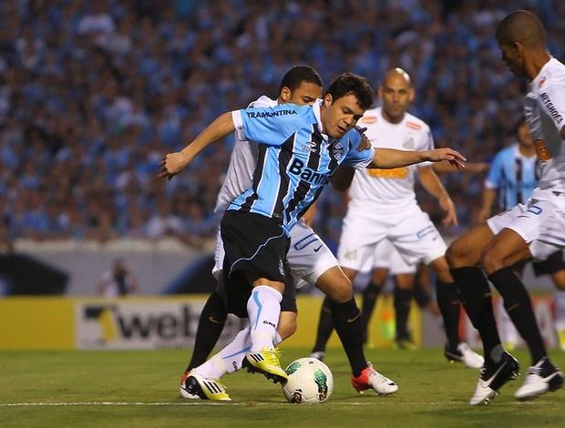 Kleber - 30/9/2012 (Foto: Lucas Uebel / Site Oficial do Grêmio)