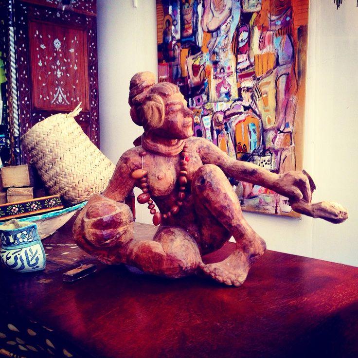 Shop online www.artiquea.co.uk. #Adjo #sculpture #art