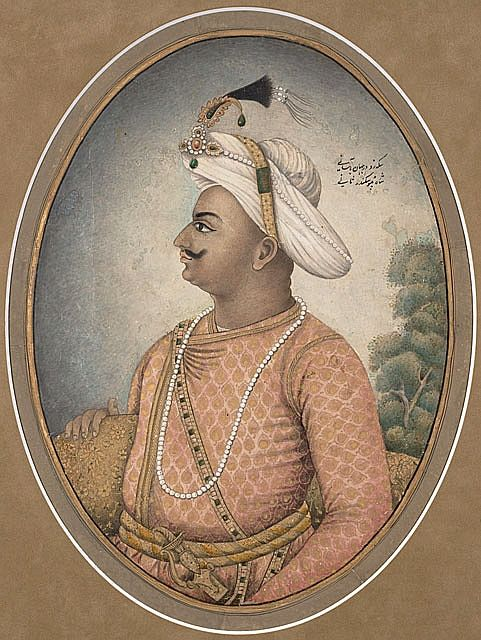 Tipu Sultan (TheTiger of Mysore) November 1750 to May 1799 was the ruler of the Sultanate of Mysore. He was murdered by the British in 1799