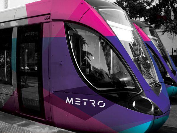 Metro rail ( business class ) by Wade Veldsman, via Behance