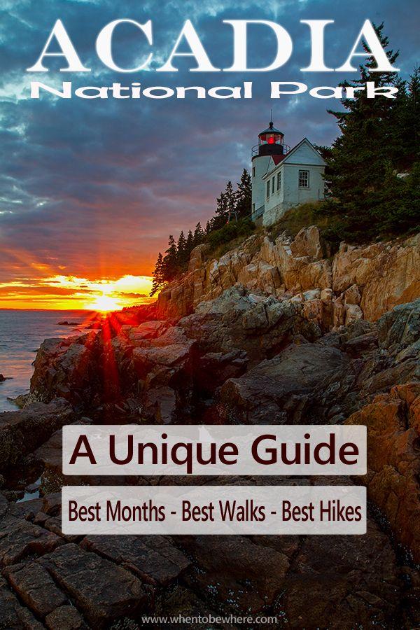 Acadia National Park: Tips – Hiking – Season Guide