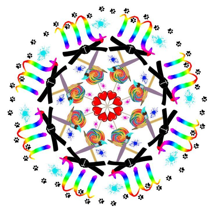 Personal Mandala made with Mandala, Art