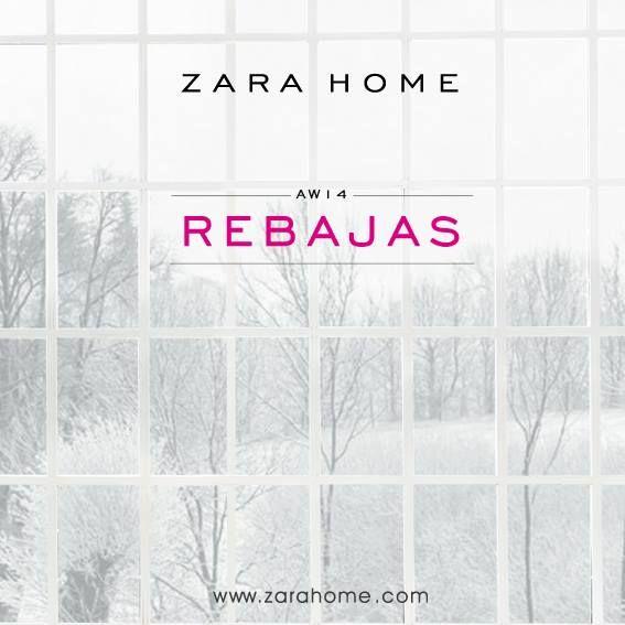 No te pierdas las rebajas de Zara Home en Zielo Shopping Pozuelo!!! #Zielo #Rebajas