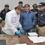 Colombia extradites man accused of smuggling tons of cocaine to US
