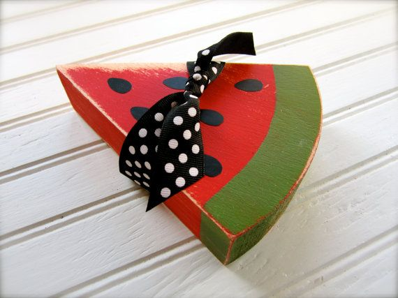 166 best images about watermelon wood on pinterest for Large wooden blocks for crafts