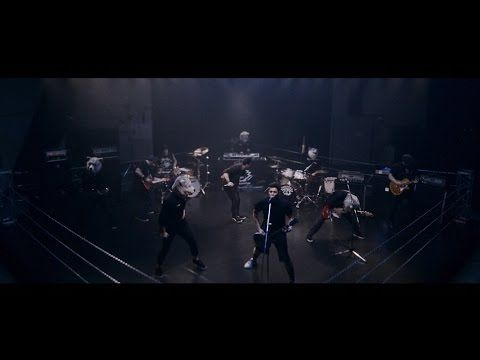 MAN WITH A MISSION×Zebrahead 『Out of Control』 - YouTube