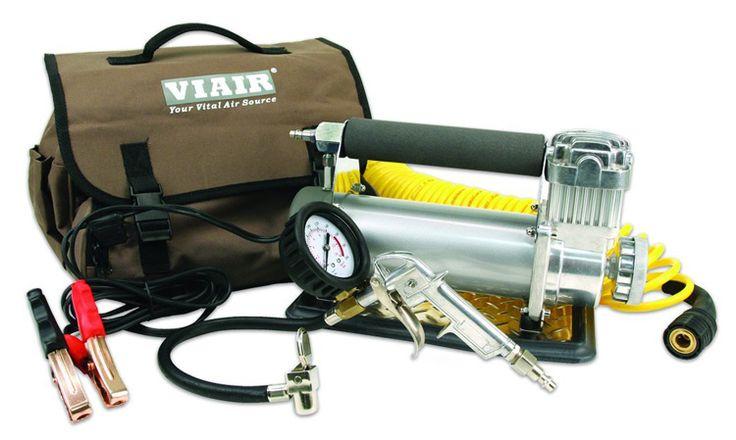 VIAIR 450P Automatic Function Portable Compressor Review