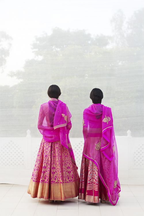 Sanjay Garg debut collection lookbook by Prarthna Singh.