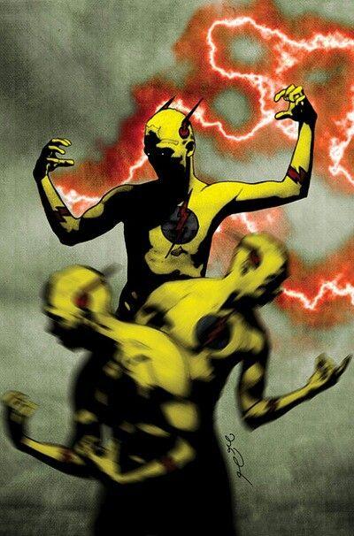 Eobard Thawne AKA Reverse-Flash