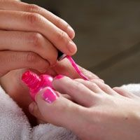 """""""Do you want to choose a colour?"""" We all know those dreaded words when we head off for a pedicure. Then you're faced with a huge wall of every imaginable s..."""