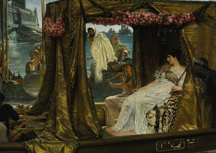 Cleopatra VII had four children. One with Julius Caesar and three with Mark Anthony. Until 31 BC the family of the last Ptolemaic queen lived a magnificent life in a golden palace, one of the most luxurious places of the world. However, when Cleopatra and Mark Anthony were defeated by Octavian during the naval battle at Actium in 31 BC, this idyllic life came to a close. The future Roman Emperor, who was about to be known as Caesar Augustus, didn't give any mercy to his enemies. He hoped to…