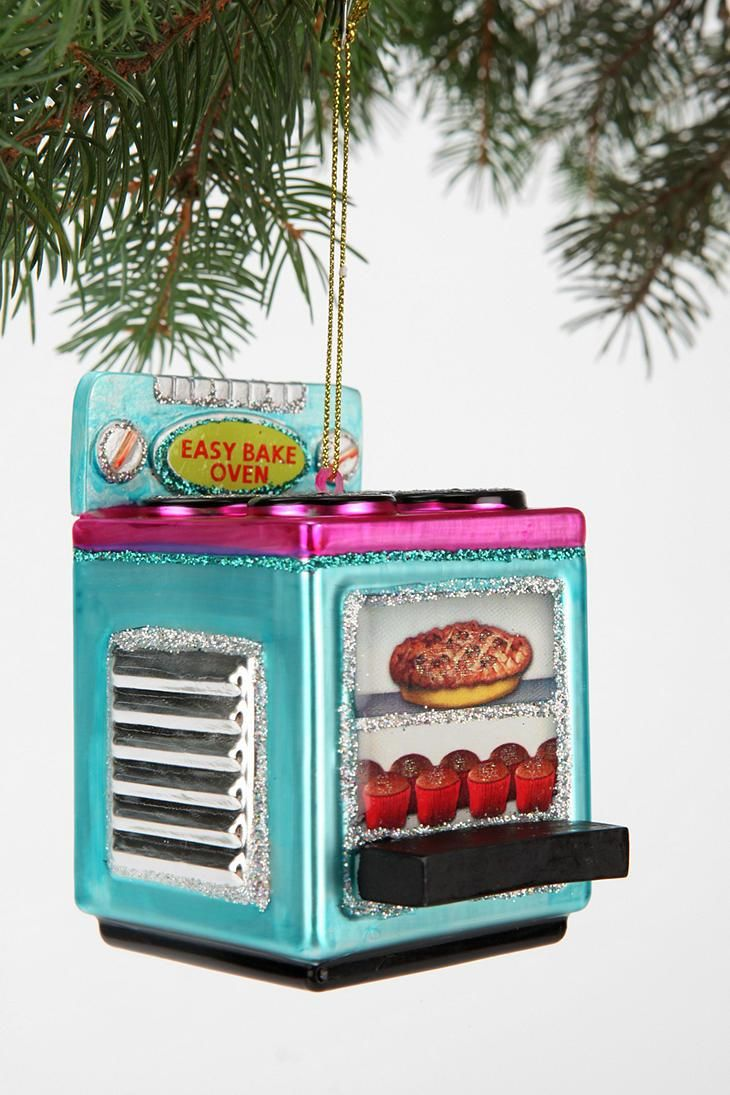 Ez Bake Oven Ornament #urbanoutfitters