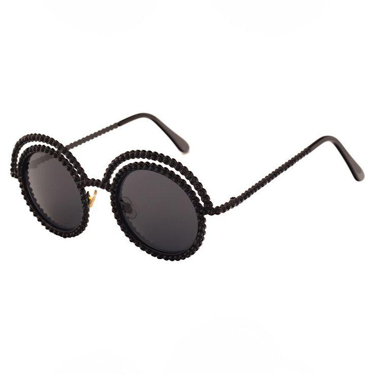 382 best Round Sunglasses images on Pinterest | Round frame ...