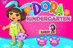 Dora Jardin d'Enfants - Jeux De Dora Gratuit
