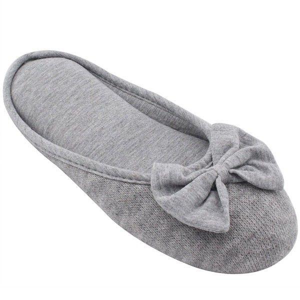 Women's Cozy Cashmere Cotton Closed Toe