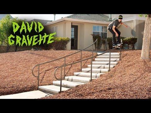 "David Gravette ""CSFU"" Bonus Footage - YouTube"