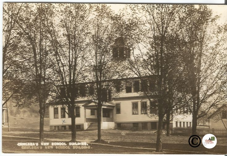 Excited to share the latest addition to my #etsy shop: Chelsea's New School Building Old School House Black and White Real Photograph Postcard 1930's Vintage Postcard >50 Years Old http://etsy.me/2CwBe1T #papergoods #black #mothersday #white #vintagepostcards #postcard