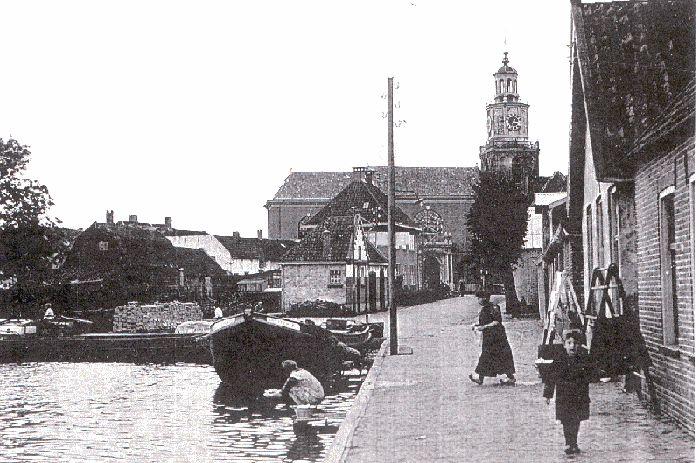 Geschiedenis Brandweer Zoetermeer : Leidsewallen 1921-1959 Het spuithuisje Achter het postkantoor