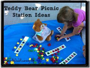 Teddy Bear Picnic (3)